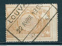 TR 27 Gestempeld LOUVAIN - 1895-1913
