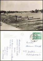 Ansichtskarte Grünau-Berlin Regatta-Strecke, Boote 1970 - Non Classés