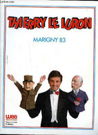 Thierry Le Luron Marigny 83 Programme Du Théâtre Marigny - Collectif - 1983 - Other