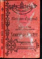 Classiques Espagnols : Samaniego Iriarte- Fables Choisies Avec Notes Et Questionnaires - Collection Privat - 5éme éditio - Cultural