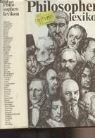 Philosophen-lexikon Von Einem Autorenkollektiv Herausgegeben Von Erhard Lange Und Dietrich Alexander - Collectif - 1983 - Other