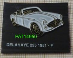 DELAHAYE 235 De 1951 - Otros