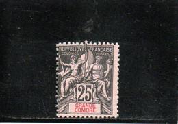 GRANDE COMORE 1897 SANS GOMME - Ongebruikt