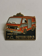 Luxembourg Pin, P. C. BETEBUERG Bettembourg - Non Classificati