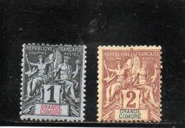 GRANDE COMORE 1897 * - Ongebruikt