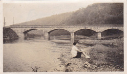 1929 Pont De Poupehan 11 X 6.5 - Alben & Sammlungen