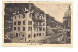 28031 - Leysin La Poste 1907 - VD Vaud