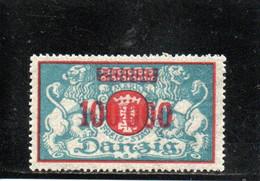 DANTZIG 1923 * - Danzig