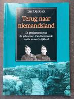 Boek : Terug Naar Niemandsland De Geschiedenis Van De Gebroeders Van Raemdonck - Geschichte