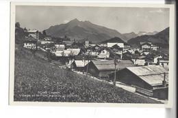 28035 - Leysin Village Et Le Pic Chaussy - VD Vaud