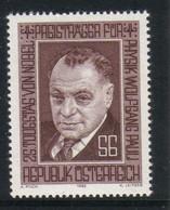 Austria - Oostenrijk 1983 Wolfgang Pauli Y.T. 1591 ** - 1981-90 Ongebruikt