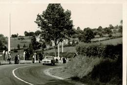 Verviers, Course De Côte De Mangombroux En 1948 ( Warnotte En Ford, Vainqueur De Catégorie), Photo 13x18cm) - Verviers