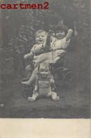 CARTE PHOTO : POUSSETTE LANDAU BEBE BABY PRAM STROLLER BABY CHILD KINDERWAGEN COCHECITO POUPEE DOLL JOUET TOY - Games & Toys
