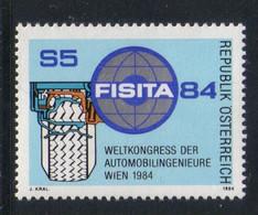 Austria - Oostenrijk 1984 Fisita Y.T. 1599 ** - 1981-90 Ongebruikt