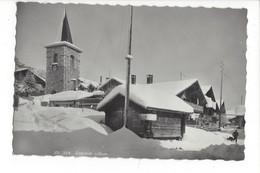 28041 - Leysin Village Eglise - VD Vaud
