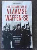 Boek : Het Testament Van De Vlaamse Waffen-SS  / De Allerlaatste Oostfronters Getuigen - Geschichte