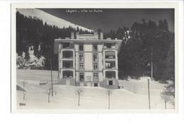 28049 -  Leysin Villa La Ruche - VD Vaud