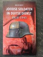 Boek : Joodse Soldaten In Duitse Dienst 1814-1945 - Geschichte