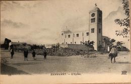 HAMMAMET.—L'EGLISE - Tunisia