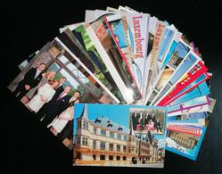 Luxemburg # Luxembourg # Sammlung Von 30 Ungebrauchten Neuen Postkarten - Unclassified
