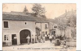 70 ABELCOURT  - Place Saint JEAN  Le Bureau De Tabac - Altri Comuni