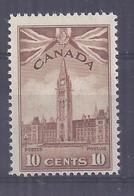 Canada 1942. Parlamento . Sc=257 (**) - Nuevos