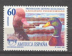 Spain 1995 - America - UPAEP Ed 3394 (**) - 1991-00 Nuevos & Fijasellos