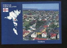 Féroé (Iles) : Torshavn - Faroe Islands