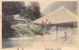 Japan - KYOTO - Arashiyama - Kyoto