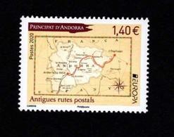 Andorre 2020 - Europa - Ungebraucht
