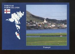Féroé (Iles) : Tvoroyri - Faroe Islands