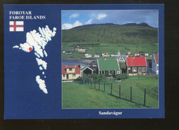 Féroé (Iles) : Sandavagur - Faroe Islands
