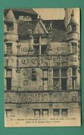 71 Paray Le Monial Hôtel De Ville Détail De La Façade ( Motif Coquillage, Shell ) 22 10 1932 - Paray Le Monial
