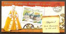 2012- Carnet Adhésif- CHATEAUX Et DEMEURES (n°2) -N° BC 726 -NEUF -LUXE ** NON Plié - Commemorrativi