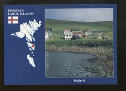 Féroé (Iles) : Skalavik - Faroe Islands