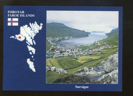 Féroé (Iles) : Sorvagur - Faroe Islands