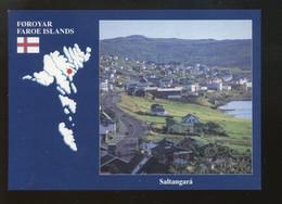 Féroé (Iles) : Saltangara - Faroe Islands