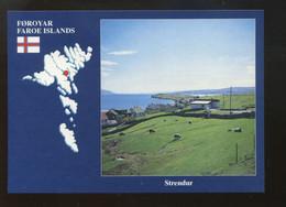 Féroé (Iles) : Strendur - Faroe Islands