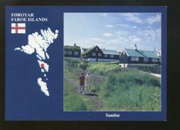Féroé (Iles) : Sandur - Faroe Islands