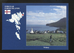 Féroé (Iles) : Svinoy - Faroe Islands