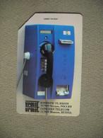 7066 Télécarte Collection TELEPHONE CABINE Carte Russe  ( Recto Verso)  Carte Téléphonique - Telefoni