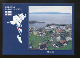 Féroé (Iles) : Skopun - Faroe Islands