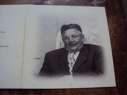 Doodsprentje/Bidprentje Marcel Questier (Wedr DEHONDT) Rumst 1922-2003 Oostende Adj-Chef Rijkswacht Op Rust - Religion & Esotericism