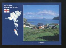 Féroé (Iles) : Sandvik - Faroe Islands