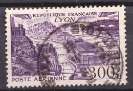 PA - 26 - 300F Violet LYON - Oblitéré - Très Beau - 1927-1959 Matasellados