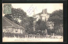 CPA Accolay, Chateau De Berthereau - Zonder Classificatie