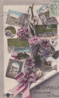 De CHAVILLE, Je Vous Envoies Ces Fleurs. Multivues, Fleurs - Chaville