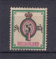 Helgoland - 1879/89 - Michel Nr. 20 A - Ungebr. - 80 Euro - Helgoland