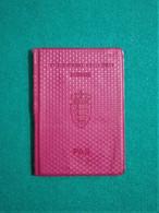 Passport Danmark 1987 Pasaporte, Passeport, Reisepass - Documentos Históricos