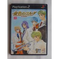 PS2 Japanese : Kin'iro No Koruda - La Corda D'Oro SLPM-65567 - Sony PlayStation